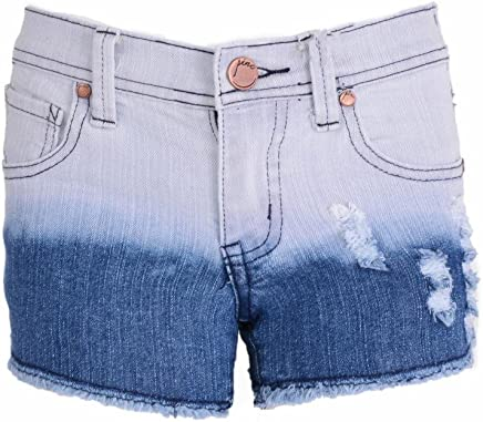 404990e6d6 Pinc Premium Big Girls' Dip Dye Short