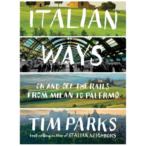 Italian Ways audiobook cover art