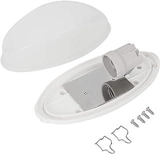 Lampe ronde Sauna Light Sauna fournit un fil anti-haute temp/érature E27 pour salle de sauna