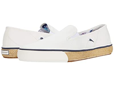 Tommy Bahama Pacific Palms (White Ripstop) Men