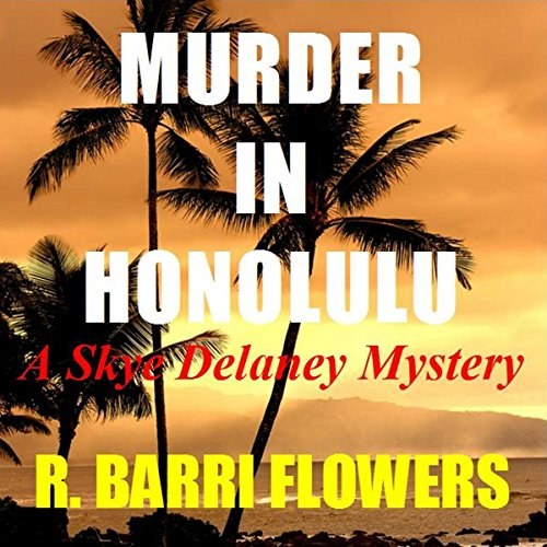 Murder in Honolulu audiobook cover art