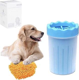 MEIRUIER Limpiador de Patas de Perro,Lavadora de pies de Perro,Taza de Limpieza para Mascotas,Limpiador de Patas para Perro Gato,Taza de pie para Mascotas
