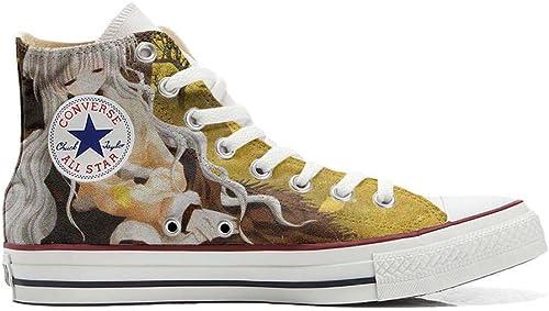 Converse All Star zapatos Personalizados Unisex (Producto Handmade) otoño