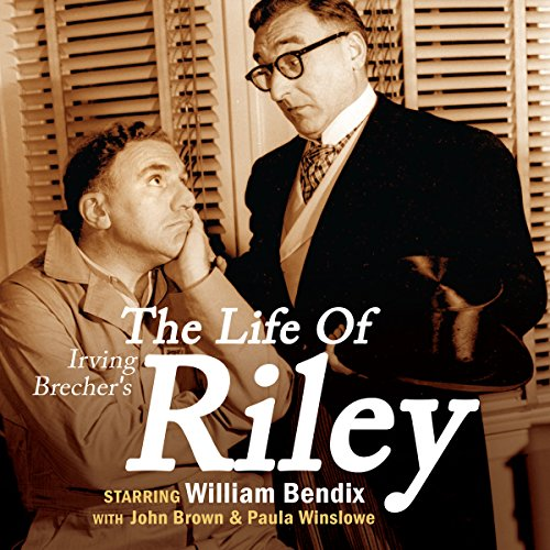 Irving Brecher's The Life of Riley cover art