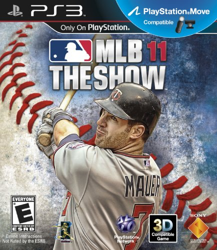 Sony MLB 11 The Show, PS3 - Juego (PS3)
