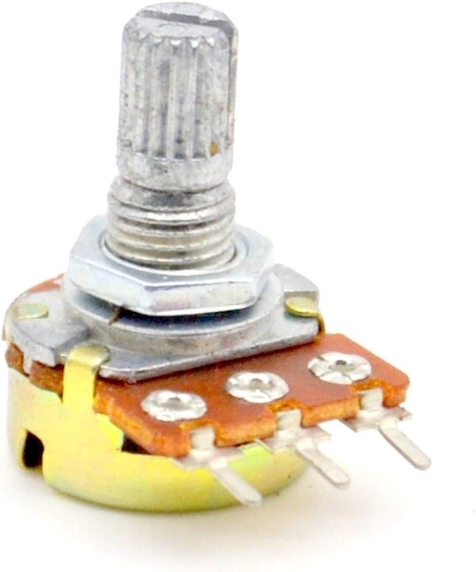 ZHENXKJ Potentiometer 5pcs Bag WH148 Po Amplifier Single Fresno Mall Cheap SALE Start Joint