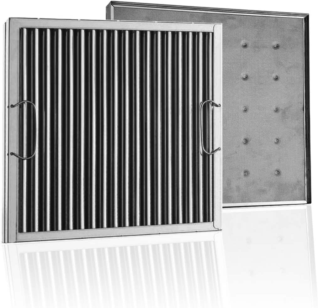 Captrate Combo Stainless OFFer Steel Baffle Hood shipfree 16
