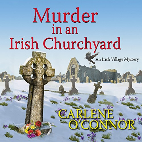 Murder in an Irish Churchyard cover art