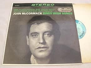 Sings Irish Songs LP - RCA Camden - CAS 407(e)