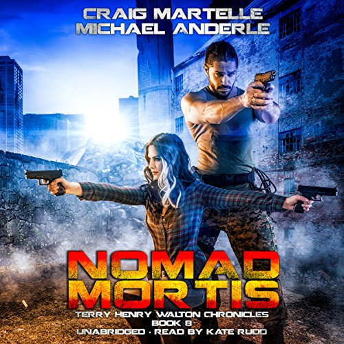 Couverture de Nomad Mortis: A Kurtherian Gambit Series