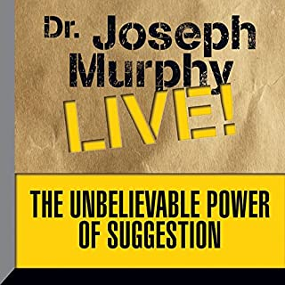 The Unbelievable Power of Suggestion audiobook cover art