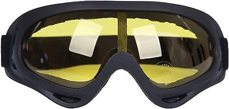 montar lentes CS ejército táctico gafas militares gafas de seguridad de la motocicleta Kottle Al aire libre a prueba de viento esquí gafas con protección UV