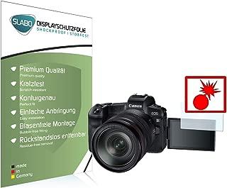 2x Canon EOS R mate Protector de Pantalla Antirreflejo Película De Protección