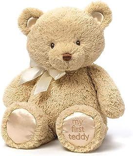 "Baby My 1st Teddy Bear Stuffed Animal Plush, Tan 15"",Gift for Kids"