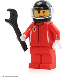 LEGO Speed Champions MiniFigure - Ferrari Race Car Driver 1 (75899)