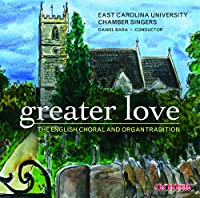 Greater Love: the English Ch