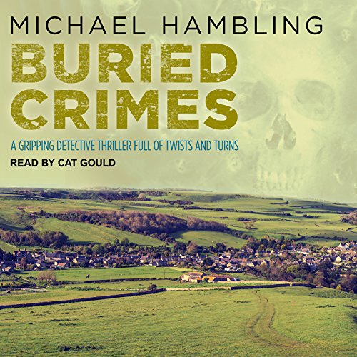 Buried Crimes audiobook cover art