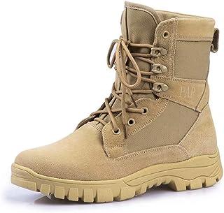 Bottes de Randonnée Hommes Tactiques Militaires de Combat Bottes Chaussures de Trekking extérieures Respirantes Antidérapant