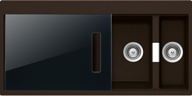 Schock Horizont D150 Auflage in der Farbe chocolate HOND150ASCHO