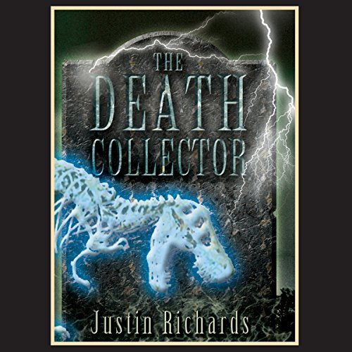 The Death Collector audiobook cover art