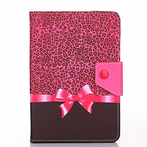 Funda Tablet 10'' pulgadas ,Ultra Thin Piel con Folio Flip Smart Case Cover para Samsung galaxy Tab A 10.1 T580/Huawei MediaPad M2 10...
