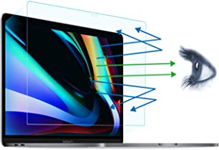 MacBook Air13/MacBook Pro13対応 ブルーライトカットフィルム 貼り付け失敗無料交換 液晶保護フィルム 光沢仕様 指紋防止 抗菌 「PCフィルター専門工房」