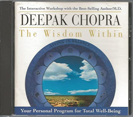 Wisdom within: Windows/Macintosh: Your Personal Programme for Total Wellbeing