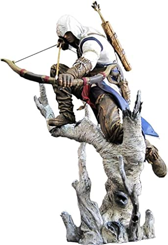 Shuihua Figurine d'action Assassin's Creed III Connor  Le Chasseur