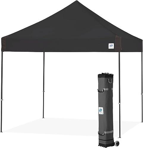 popular E-Z UP Vantage sale Instant discount Shelter Canopy, 10 by 10', Black online