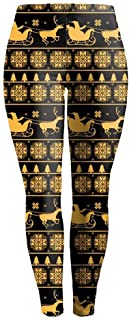 tall holiday leggings