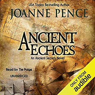 Ancient Echoes audiobook cover art