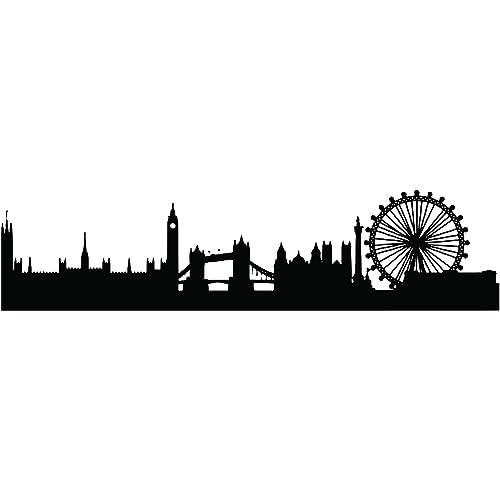London Skyline Wallpaper Amazoncouk
