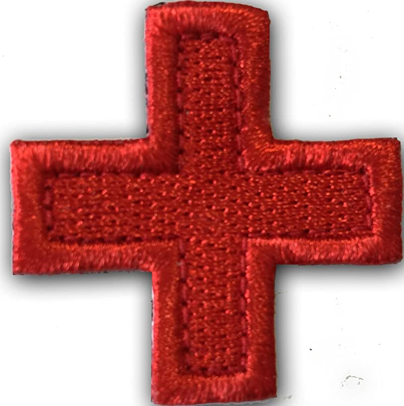 Die Cut Medic Cross Tactical Patch - 2