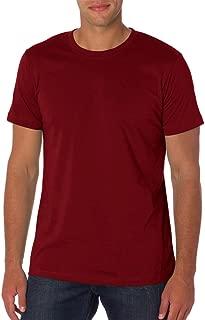 Men's Taped Shoulders Crewneck T-Shirt