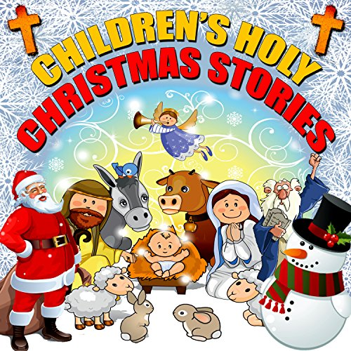 Children's Holy Christmas Stories  By  cover art
