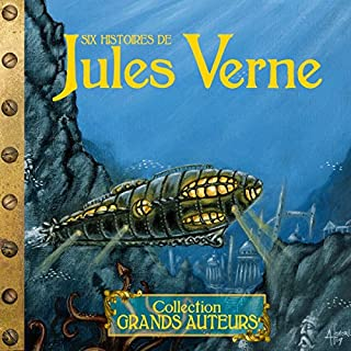 Six histoires de Jules Verne Titelbild