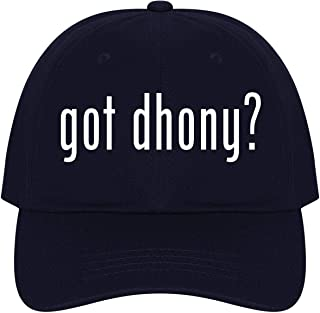 The Town Butler got Dhony? - A Nice Comfortable Adjustable Dad Hat Cap