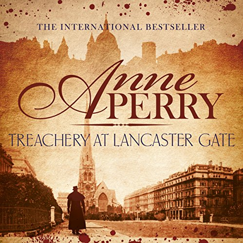 Treachery at Lancaster Gate cover art