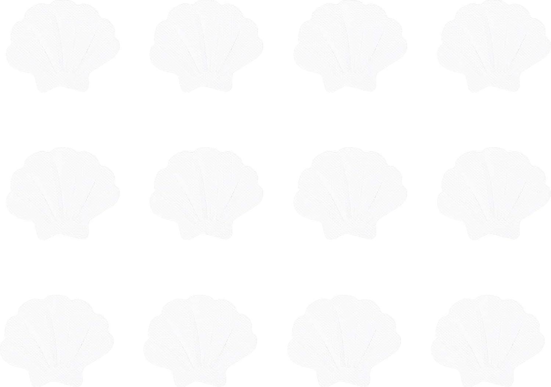 YARNOW 12pcs Non Slip Bathtub Sticker Sea Safety Shape Sho Factory outlet Shell Ranking TOP9