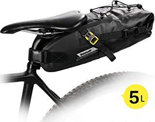 Waterproof Bicycle Saddle Bag Bike Bag Under seat Bag Rainproof Mountain Road Bike Seat Bag Bicycle Bag Professional Cycling Accessories