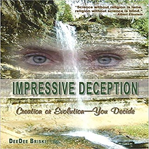 Impressive Deception audiobook cover art