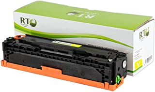 Renewable Toner Compatible Toner Cartridge Replacement for Canon 131H 6269B001AA MF8280cw MF628CW MF8230cn LBP-7100 7110 (Yellow)