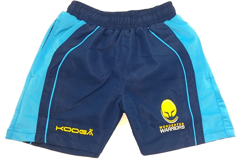 Kooga Worcester Warrior Gym Shorts Kids