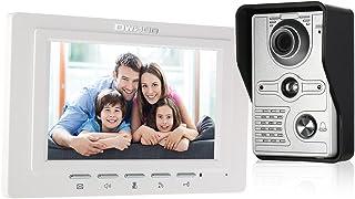 OWSOO Videoportero Cableado Timbre Intercomunicador (1000TVL