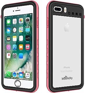 Waterproof Case for iPhone 7 Plus/8 Plus, IP68 Waterproof Snowproof Shockproof and Dustproof Cover Case, Underwater Full Sealed Cover Case for iPhone 7 Plus/8 Plus, 5.5 inch