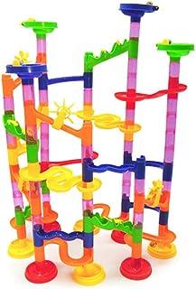 SimpleLife Marble Run Toys, 105 Piezas/Juego Juego de