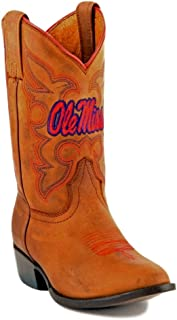 Gameday Boots NCAA Boys U OF MISSISSIPPI BOYS BOOT