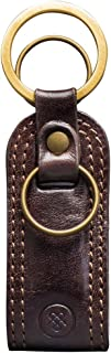 Maxwell Scott Luxury Leather Keyring (Nepi)