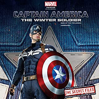 Marvel's Captain America: The Winter Soldier cover art