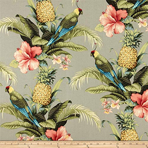 Tommy Bahama Tangelo Indoor/Outdoor Beach Bounty Fabric by The Yard